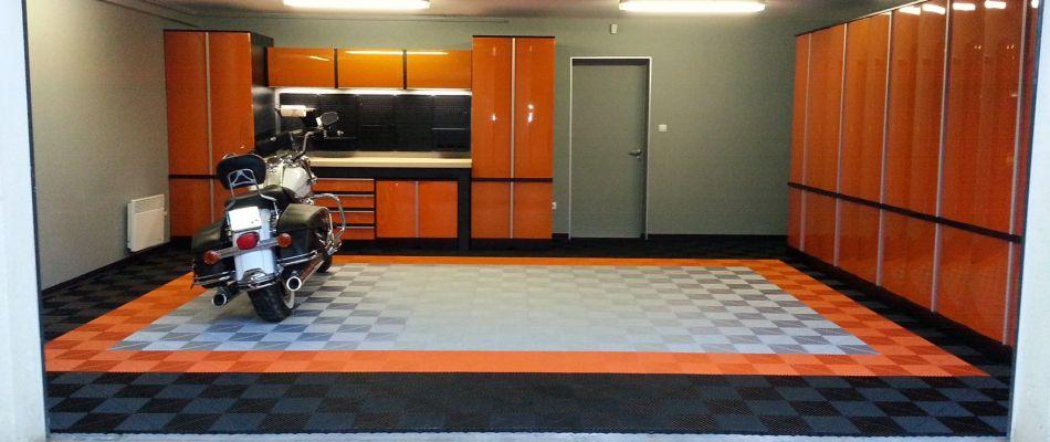 Garage RibDeck®
